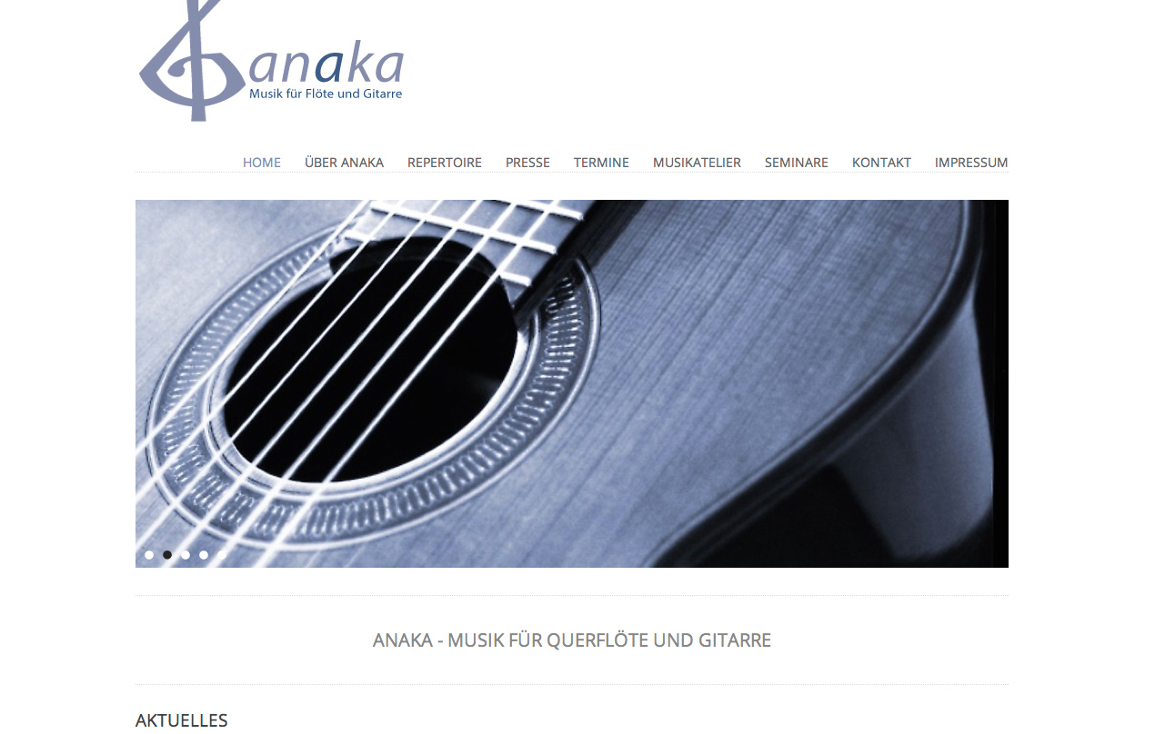 Website anaka
