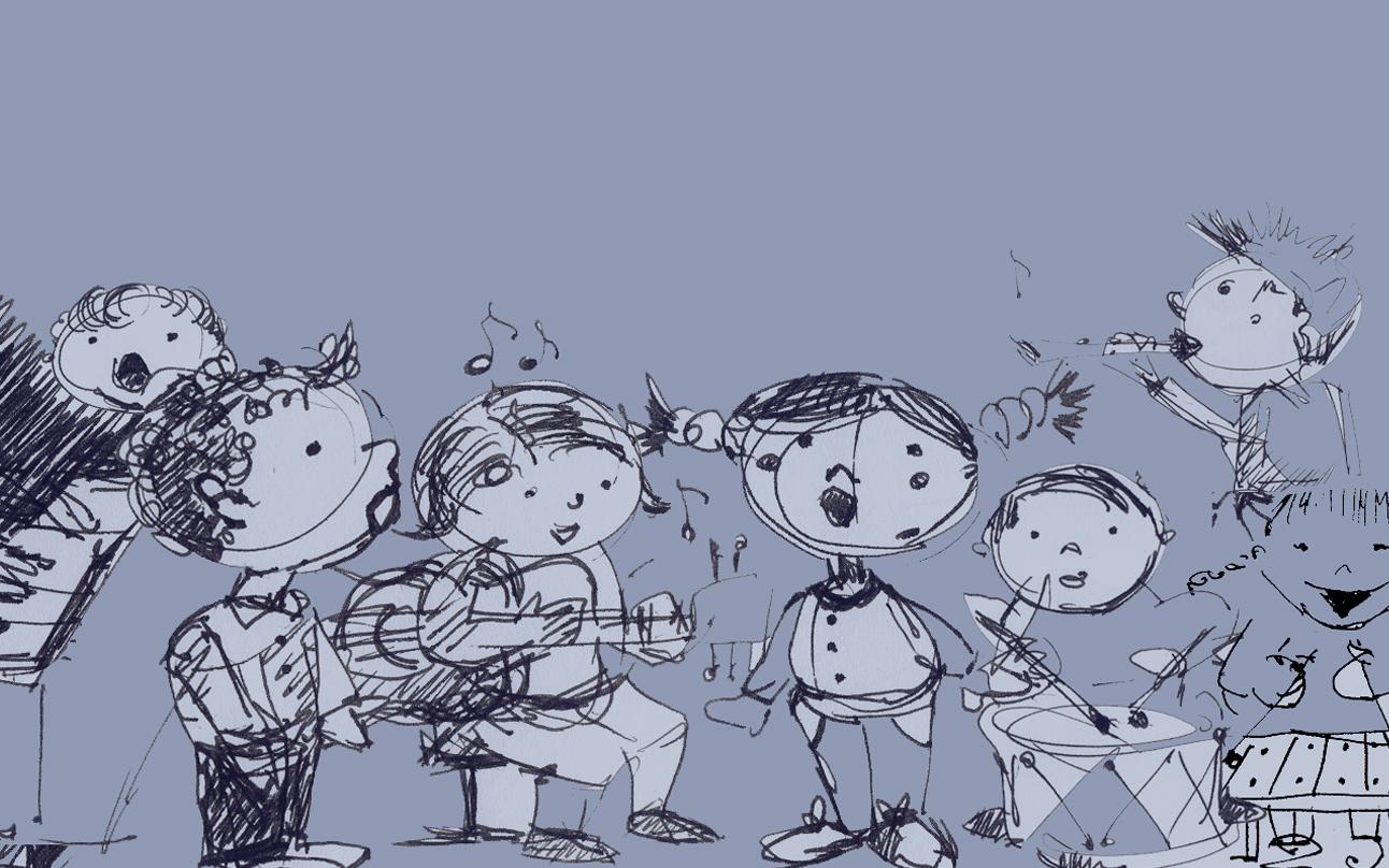 Illustration anaka - Sabine Wittmann