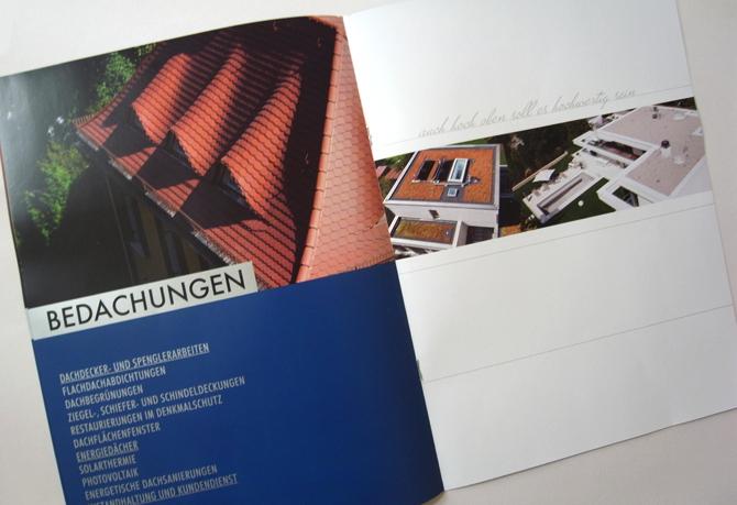 Traub Image Broschüre